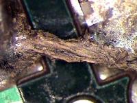 Wave Solder Dross Contamination