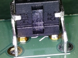Partially Visible or Hidden Solder Connections